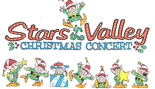 Stars in the Valley Christmas Concert