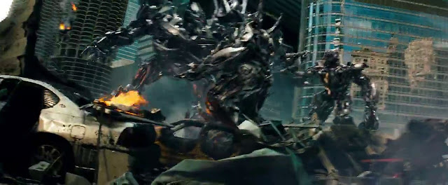 Screen Shot Of HOllywood Movie By Transformers Dark of The Moon (2011) Download And Watch Online Free at Movies365.in,