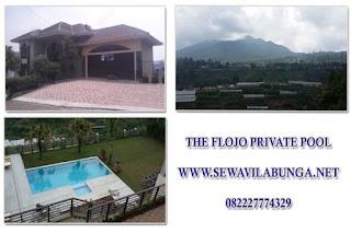 Villa Private Pool di lembang Pemandangan indah Pegunungan