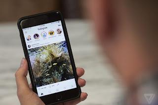 Cara Menambah Stiker Instagram Story