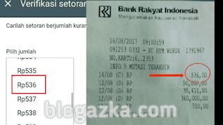 Cara Verifikasi Rekening Bank Indonesia di AdSense