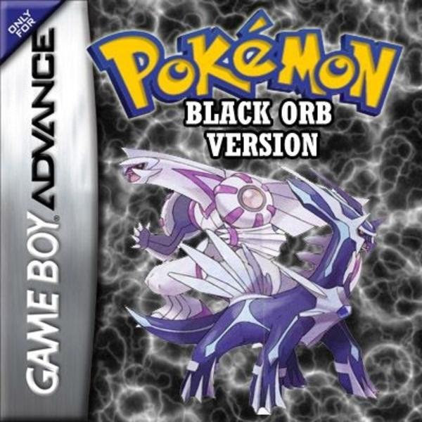 Pokemon Black Orb