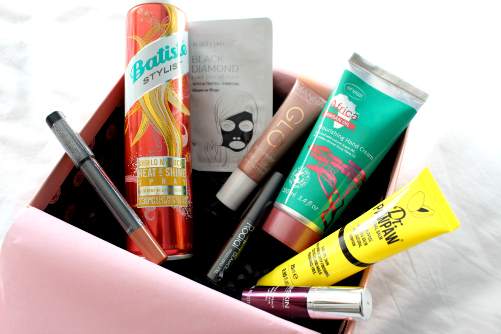 back to glossybox