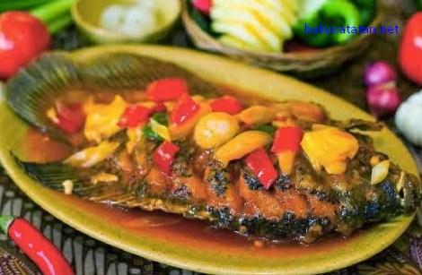 Cara Membuat Masakan Pesmol Ikan Mas Yang Menggoyang Lidah