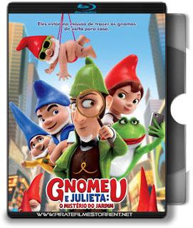 Filme Gnomeu e Julieta: O Mistério do Jardim