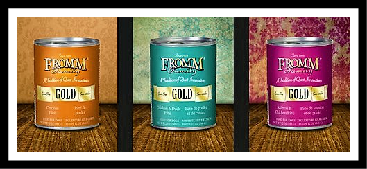 Fromm S Dog Food Varieties