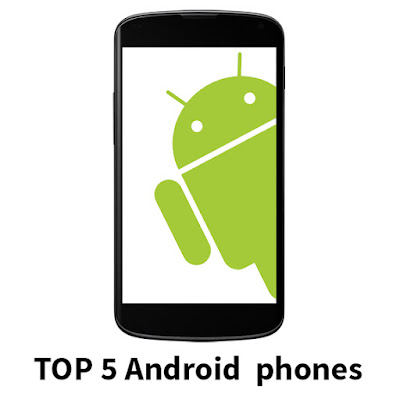 Top five Android phones under LKR 25000 to 30000 (Q3 2017)