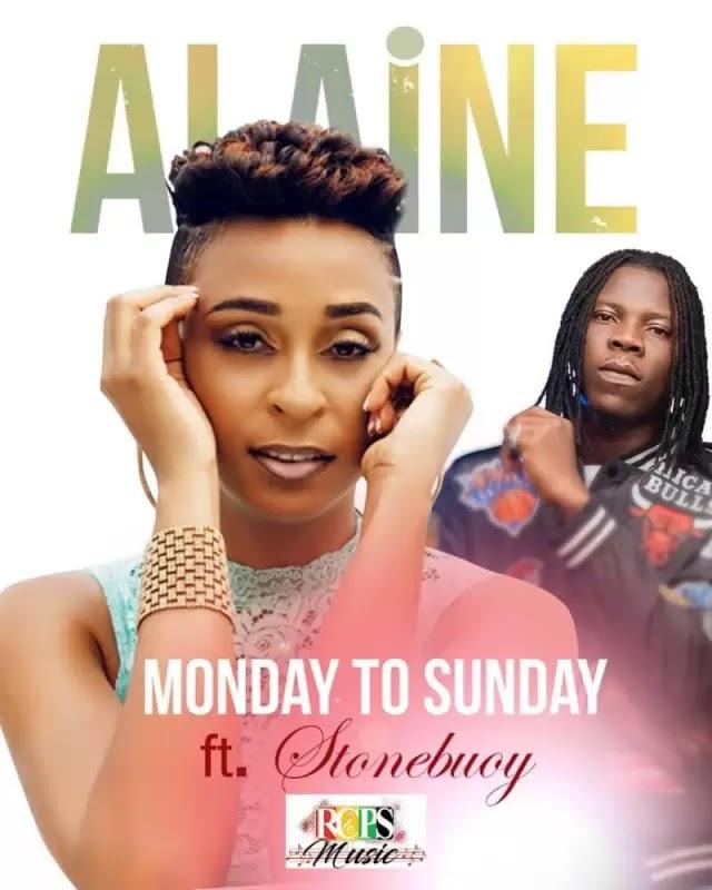 Download Audio | Alaine ft Stonebwoy - Monday to Sunday