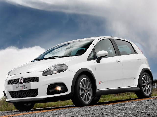 Fiat Punto T-Jet 2010