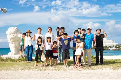 沖縄 生年祝い 出張撮影
