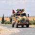 Ο τουρκικός Στρατός μπήκε στην Μανμπίτζ στη βόρειο Συρία