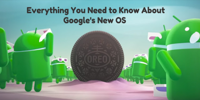 Google's latest Android version oreo