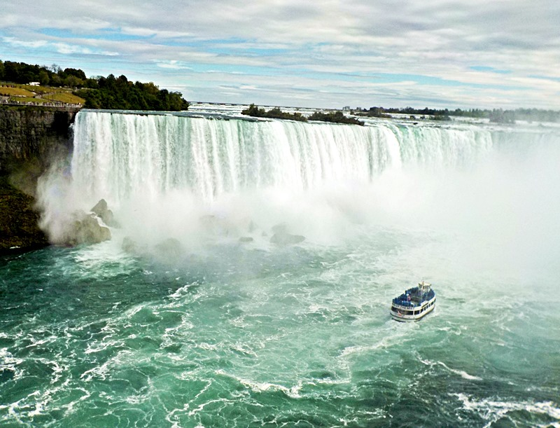 Niagara Falls: Fear and the Knights in Shining Ponchos | It's A Lamb