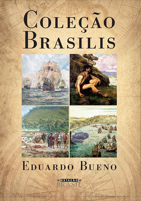 Coleção Brasilis, Eduardo Bueno