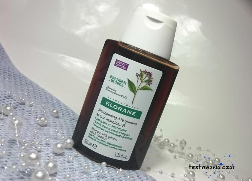 Klorane - szampon przeciw wypadaniu włosów