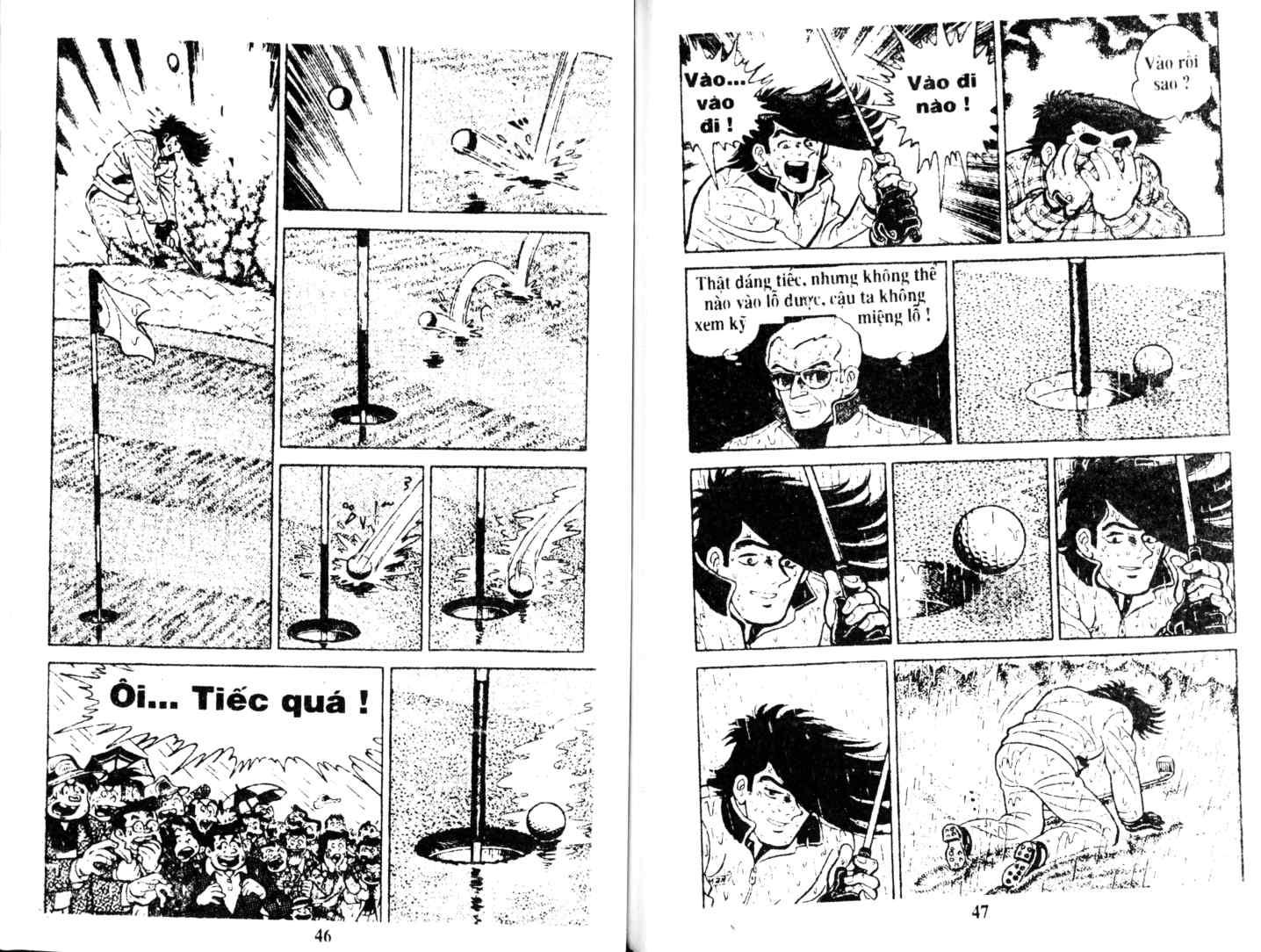Ashita Tenki ni Naare chapter 10 trang 22