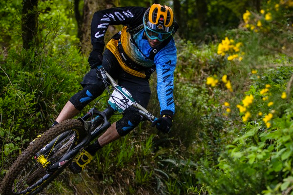 Canyon Factory Enduro Team: 2015 Ep 2 Fabien Barel in Ireland