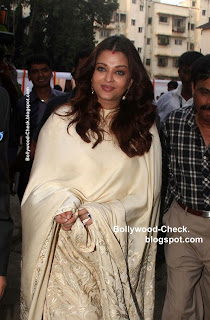 Aishwarya Rai In White Dress