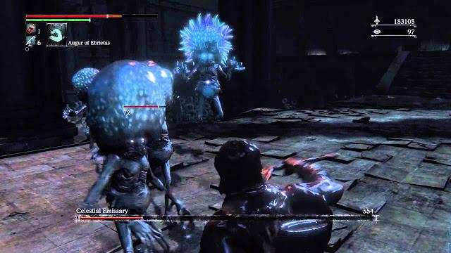 Bloodborne - Teoría Alien