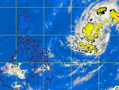 PAGASA: Bagyong Vinta Update as of Tuesday, October 29, 2013