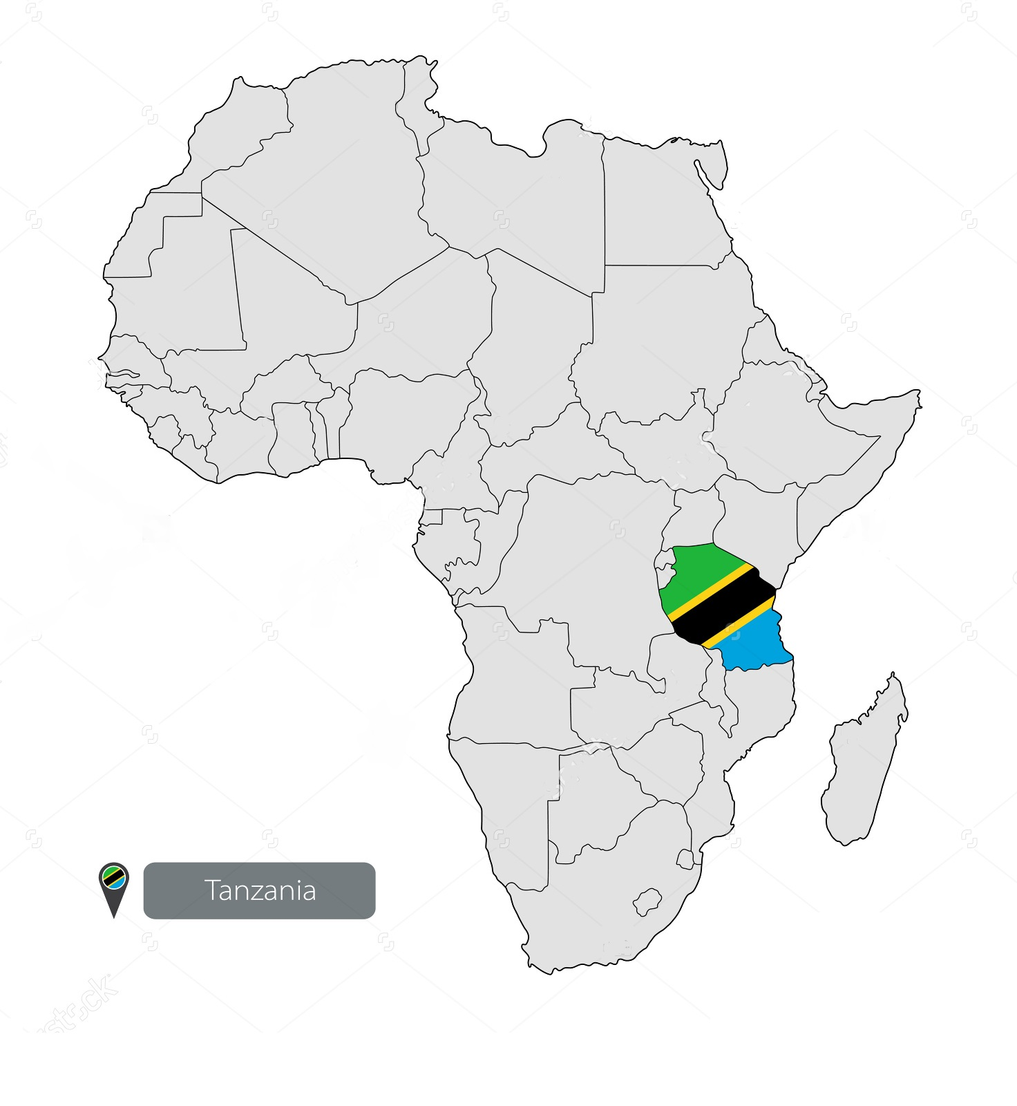 Tanzania una pincelada de frica jorgenuncallegatarde que se experimentan en un sitio como tanzania si adems tenemos en cuenta que estamos hablando de frica subsahariana el impacto puede ser an mayor gumiabroncs Choice Image