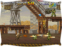 Metal Slug PC Game Full Version Screenshot 5