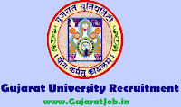 Gujarat University Recruitment JRF Post 2017 @ gujaratuniversity.ac.in