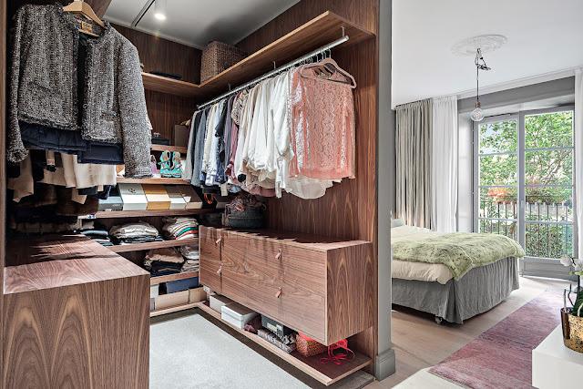 Дизайн-проекты. Роскошная квартира в Стокгольме