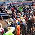 Natación: primer cruce del estrecho de Tiquina fue un éxito