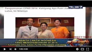 7 Wanita Cantik Indonesia yang Menghebohkan di 2014
