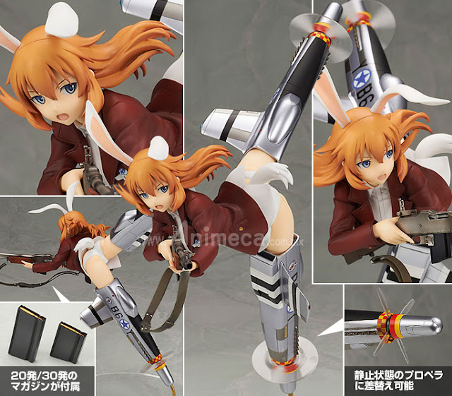 Figura Charlotte E. Yeager Ver.2 Strike Witches 2