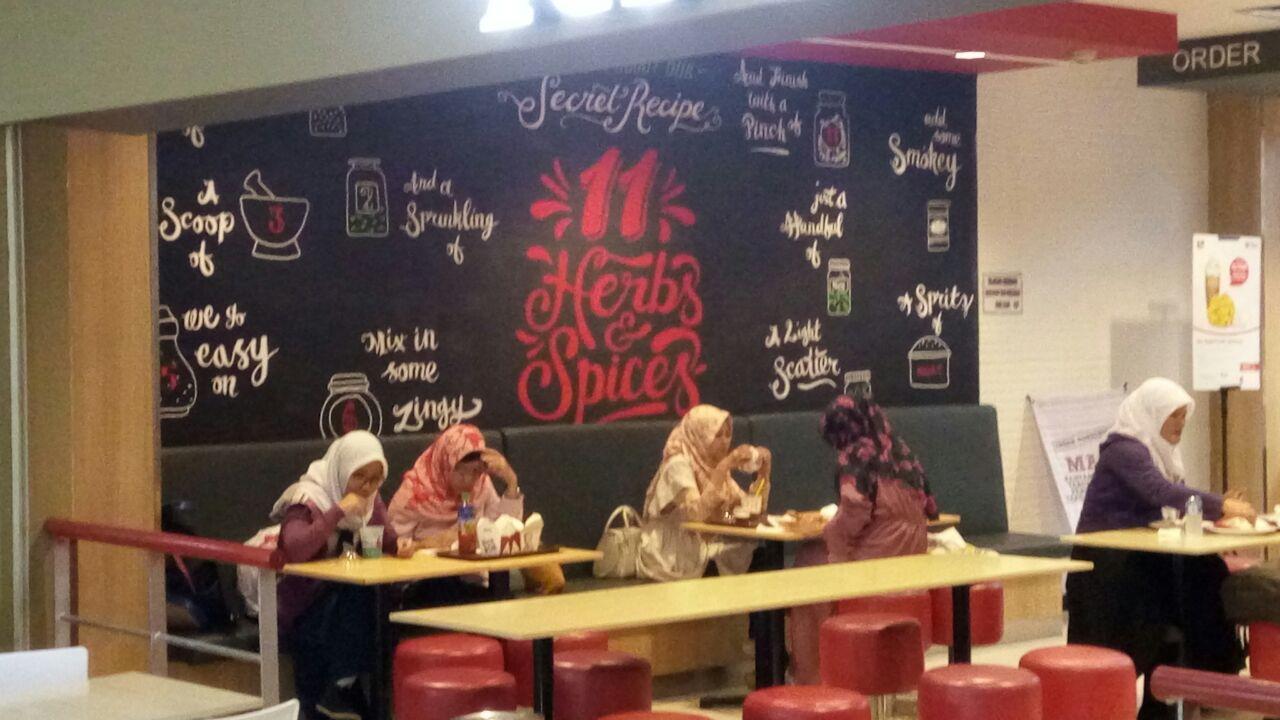 Pesanan Desain Logo Hiasan Dinding Wallpaper Untuk Warung Cafe