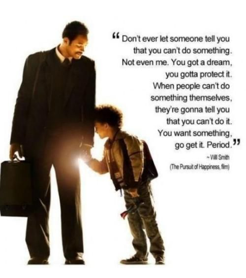 dont ever let someone tell you that you cant do something - Inspirational Positive Quotes with Images