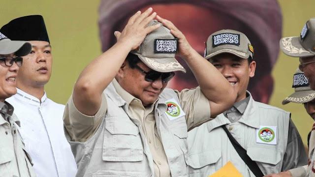Meski Minta Maaf, Prabowo Tetap Dilaporkan ke Bawaslu