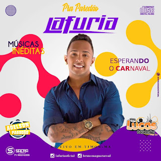 LA FURIA - CD AO VIVO ESPERANDO CARNAVAL 2019