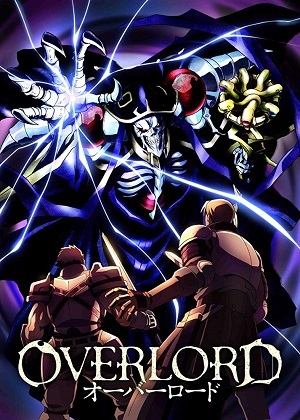 Overlord - 1ª Temporada Legendada Desenhos Torrent Download capa