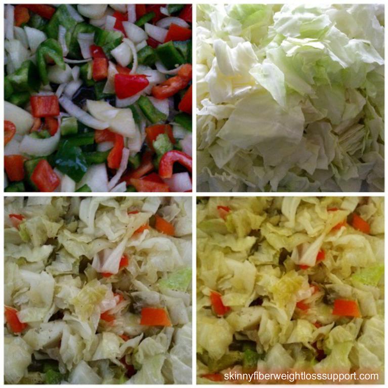 Coconut Oil Cabbage Recipe by Lea Hunt Skinny Fiber Skinny Body Care HiBurn8 Diet Plan