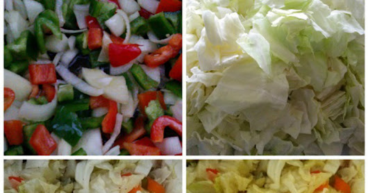 Coconut Oil Cabbage Recipe