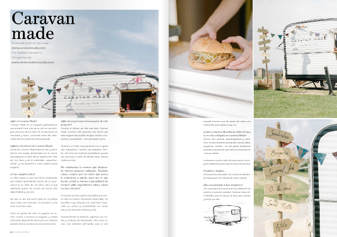 Caravan Made | Mooi magazine 01
