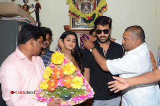 Shatamanam Bhavati Team at Sandhya Theater  0124.JPG