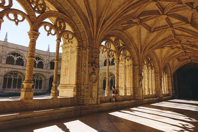 ジェロニモス修道院(Mosteiro dos Jerónimos)