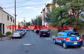 Balacera en San Nicolás Nuevo Leon deja un abatido este dia