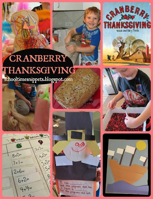 "FIAR: ""Cranberry Thanksgiving"""