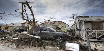 اعصار ارما المدمر