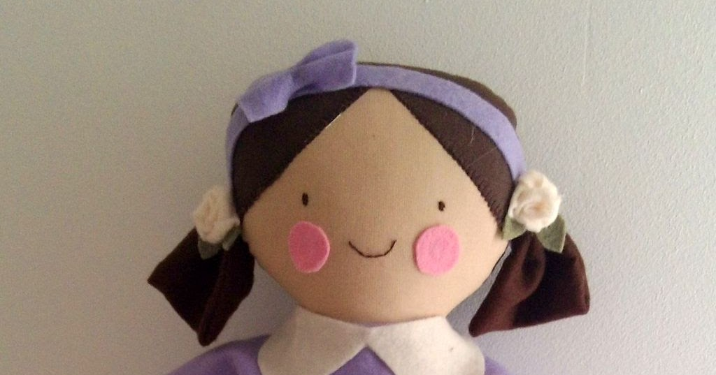 Hand made kids: softie doll