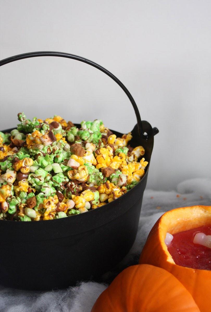 halloween vegan treats