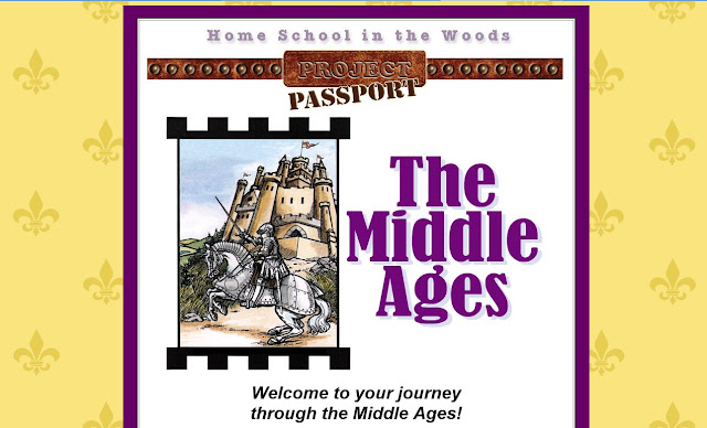 Project Passport: The Middle Ages