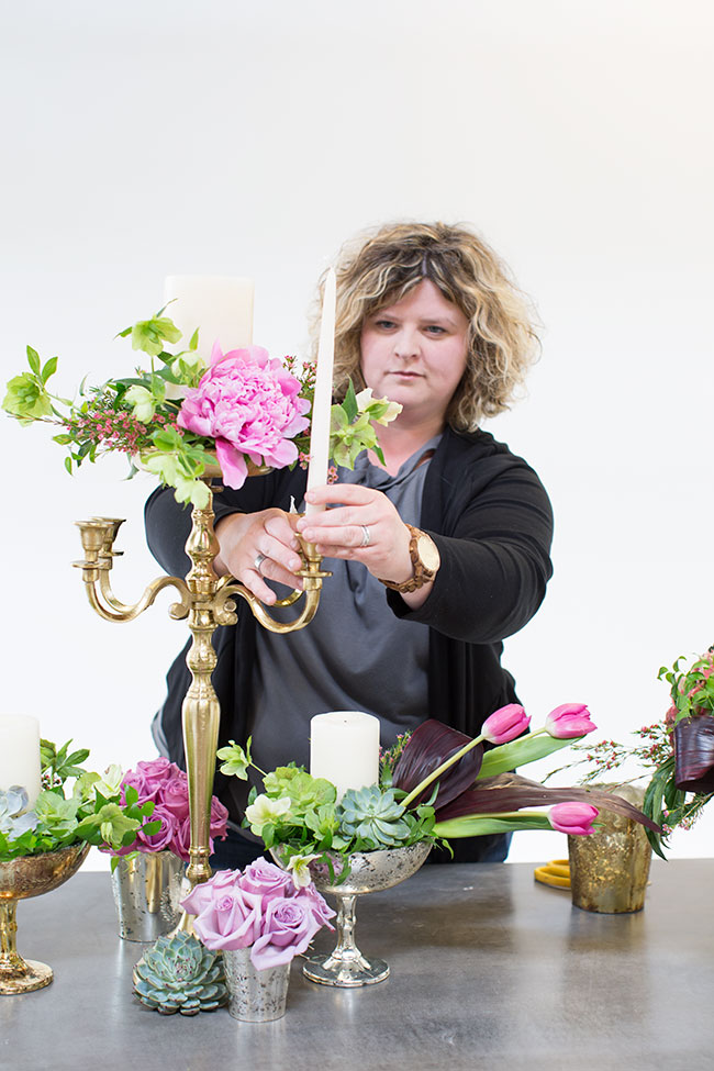 Interview with Mandy Majerik, wedding floral designer and owner of HotHouse Design Studio