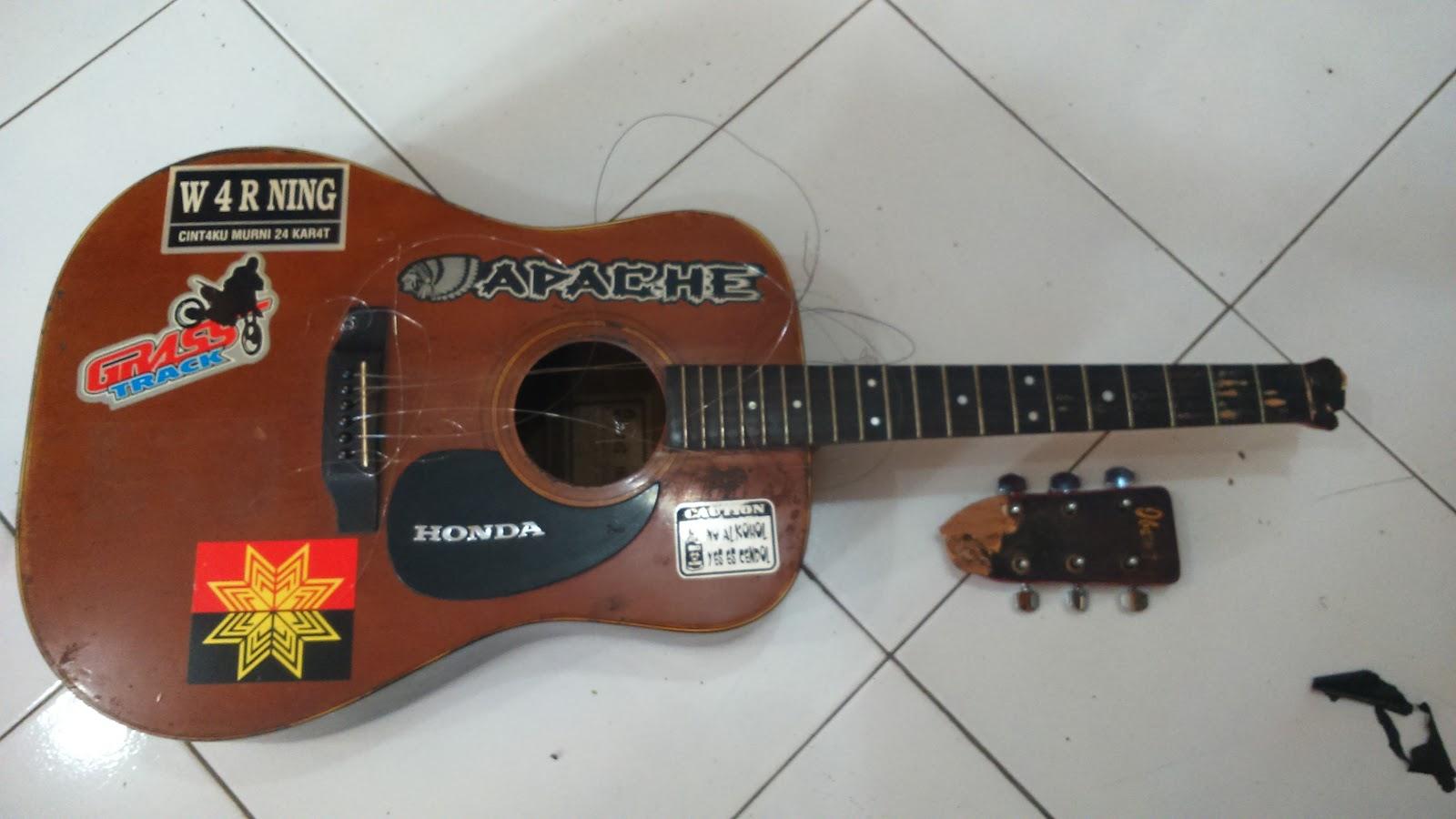 Service Perbaikan Gitar Yasmin Parung Bogor Andelo Music Jual