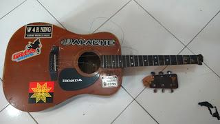 Jasa Service Gitar Pasar Parung Bogor